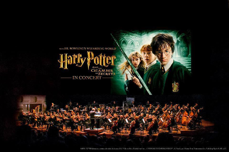 Harry Potter And The Chamber Of Secrets – In Concert
