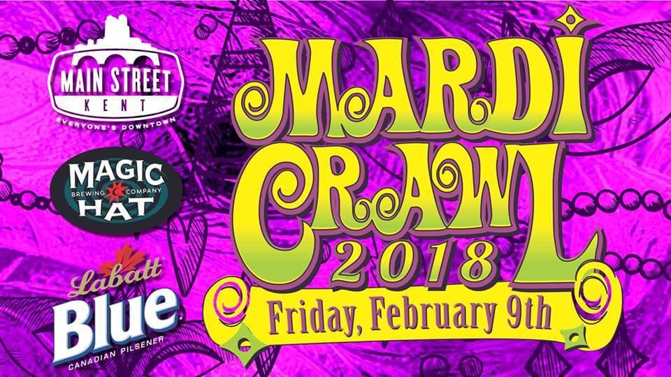 MARDI CRAWL 2018