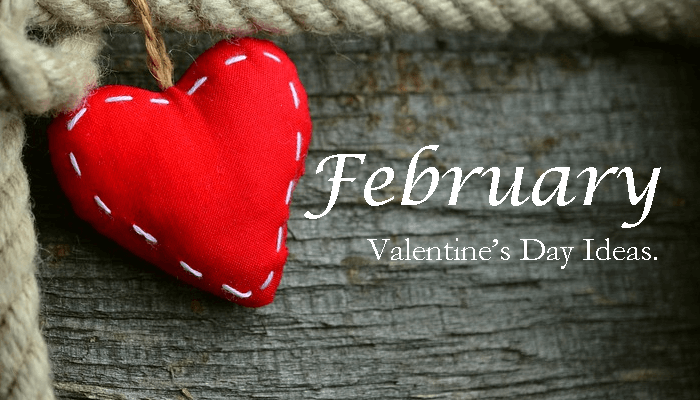 Valentine's Day Event & Gift Guide