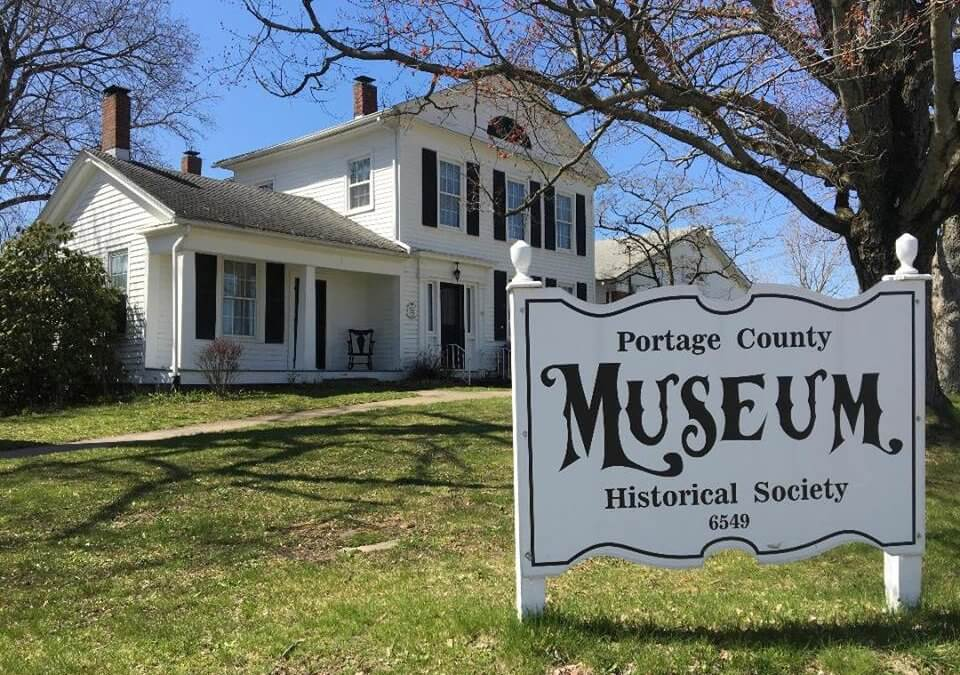 Portage County Historical Society May Open House