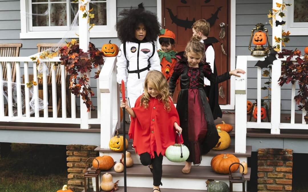 PORTAGE COUNTY TRICK-OR-TREAT 2018