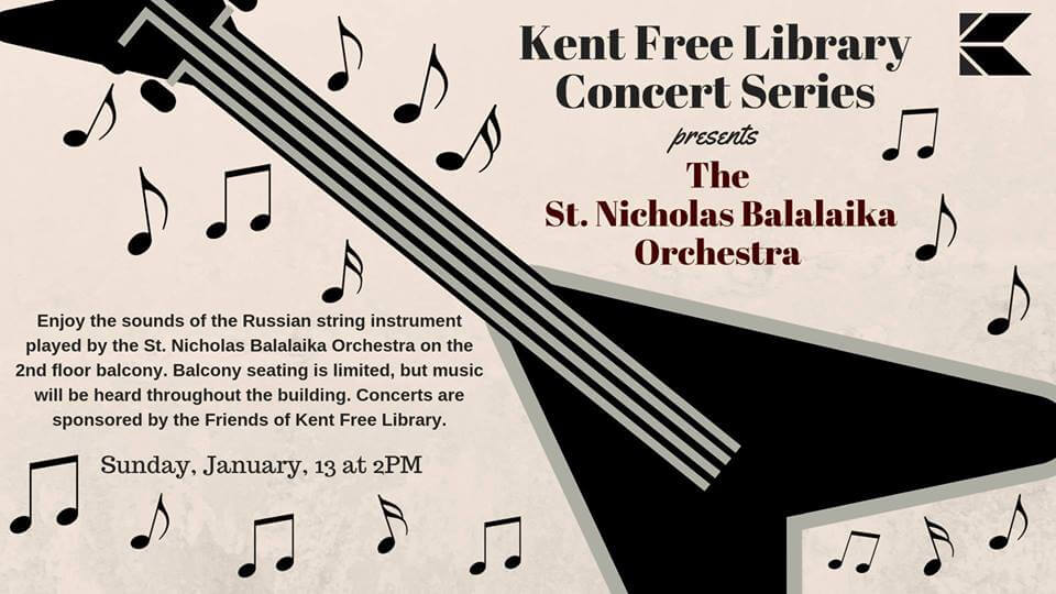 Free Concert with the St  Nicholas Balalaika Orchestra - Central