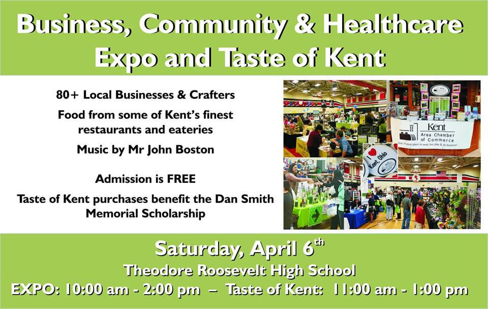 Business, Community & Healthcare Expo and Taste of Kent