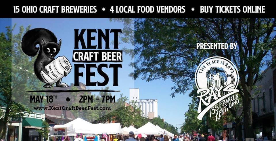 Kent Craft Beer Fest - Central Portage County