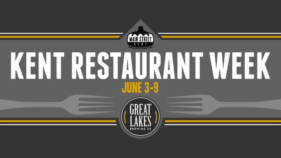 Kent Restaurant Week June 3-9