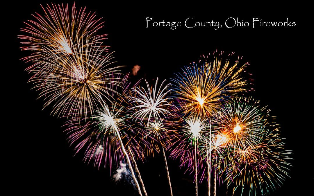 Portage County Fireworks - 2019 - Central Portage County