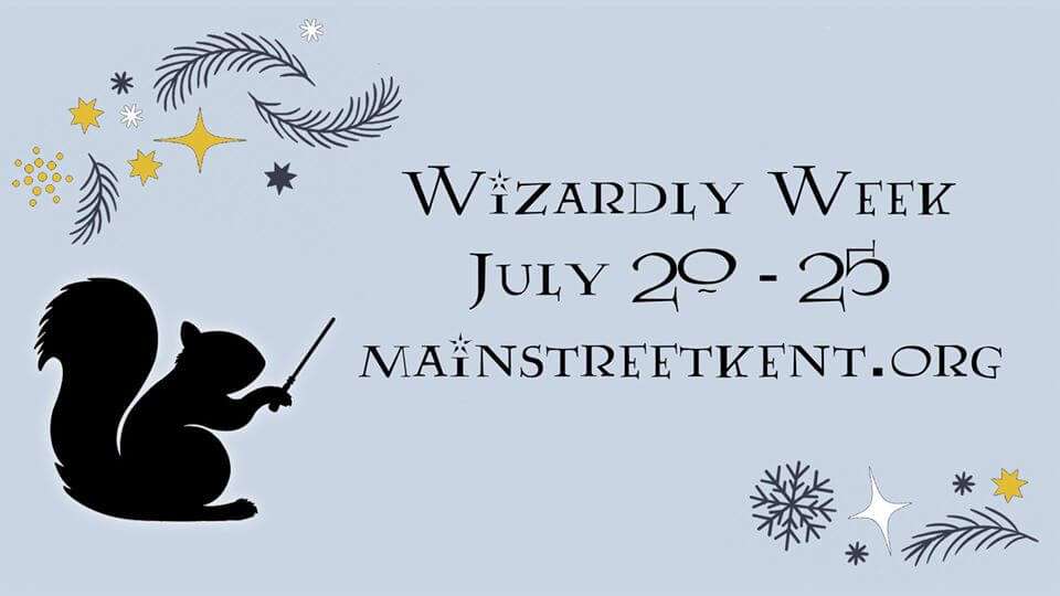 Grab your magic wands and come enjoy a week of wizardly fun!