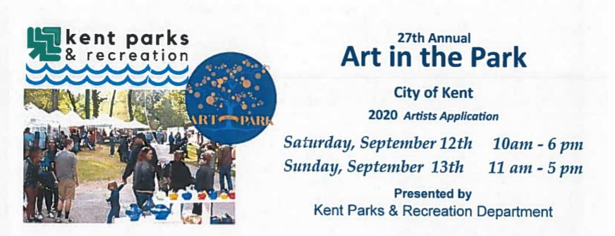 27th Annual Art in the Park